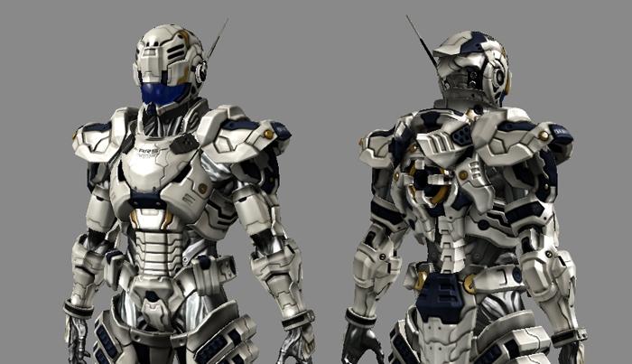 Augmented Reaction Suit System Platinumgames Official Blog