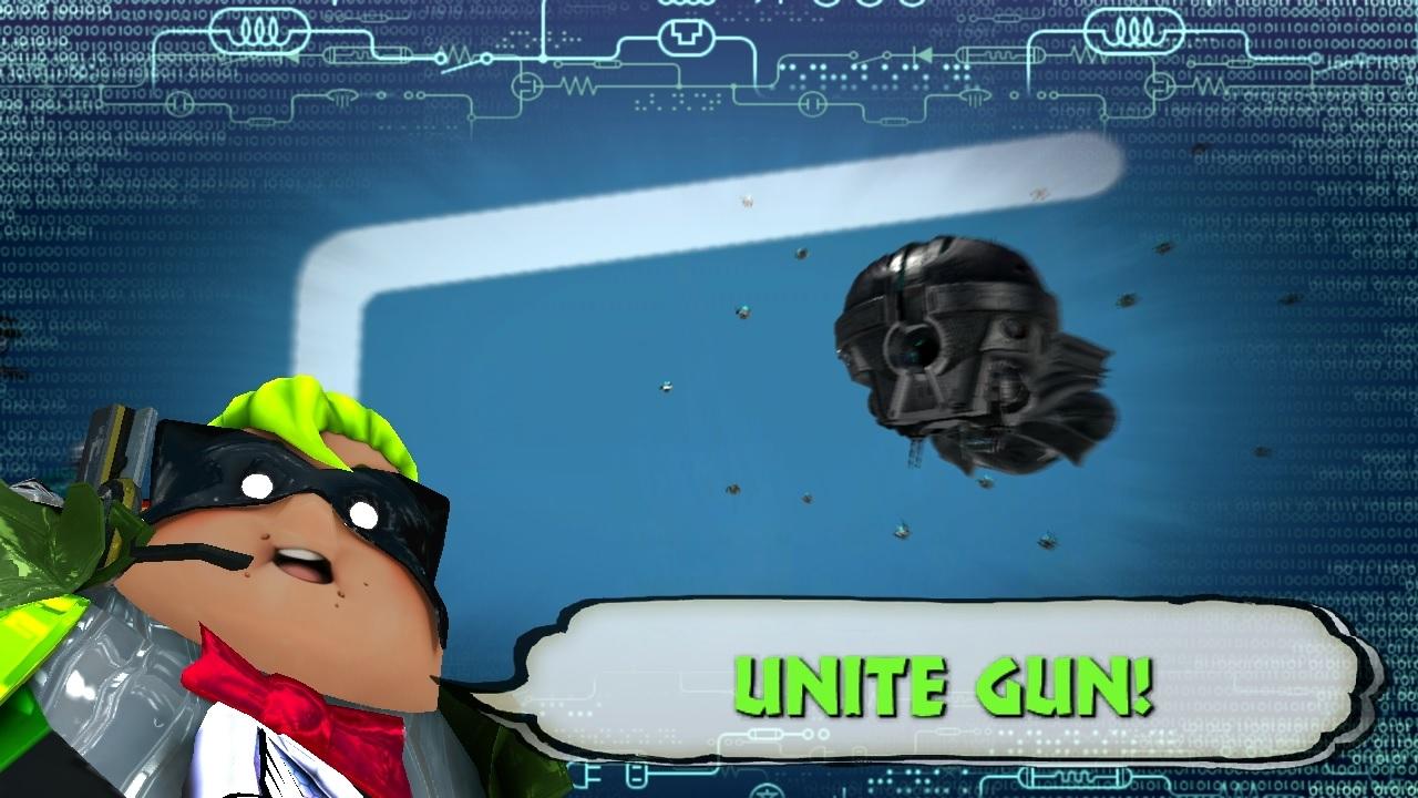 Unite Gun QTE