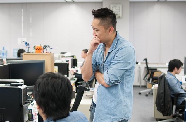 Cho at work