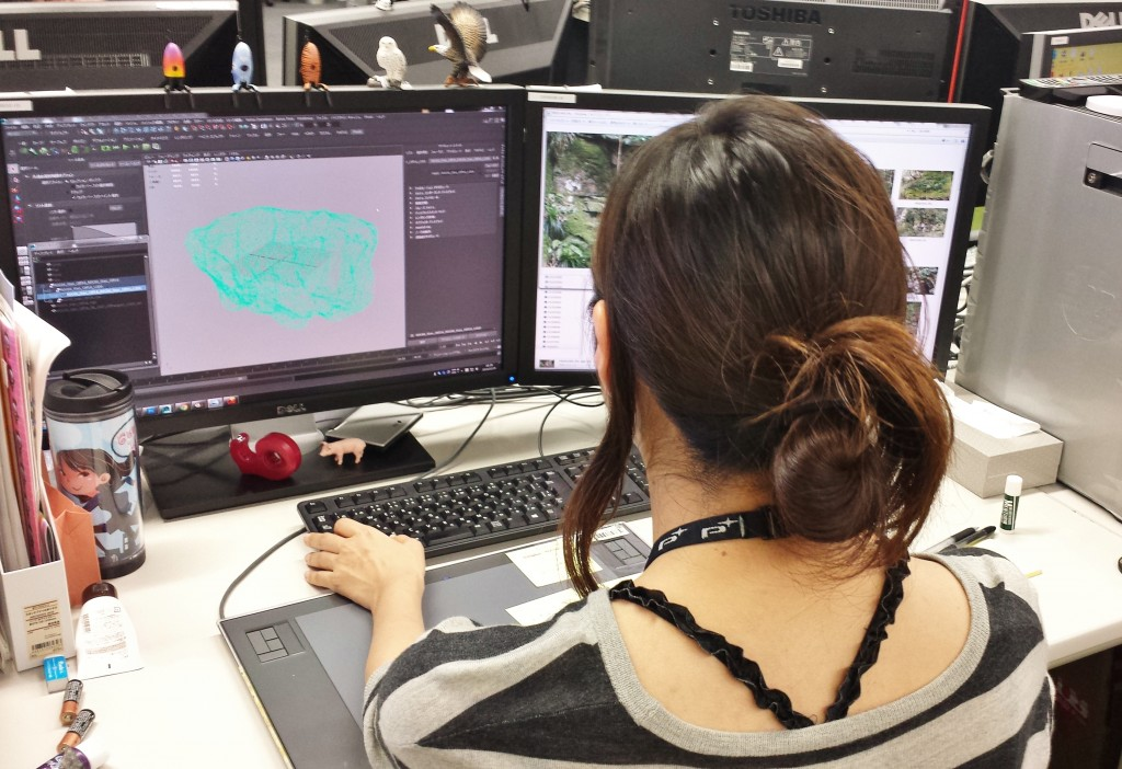 A Day In The Life Of An Environment Artist Platinumgames