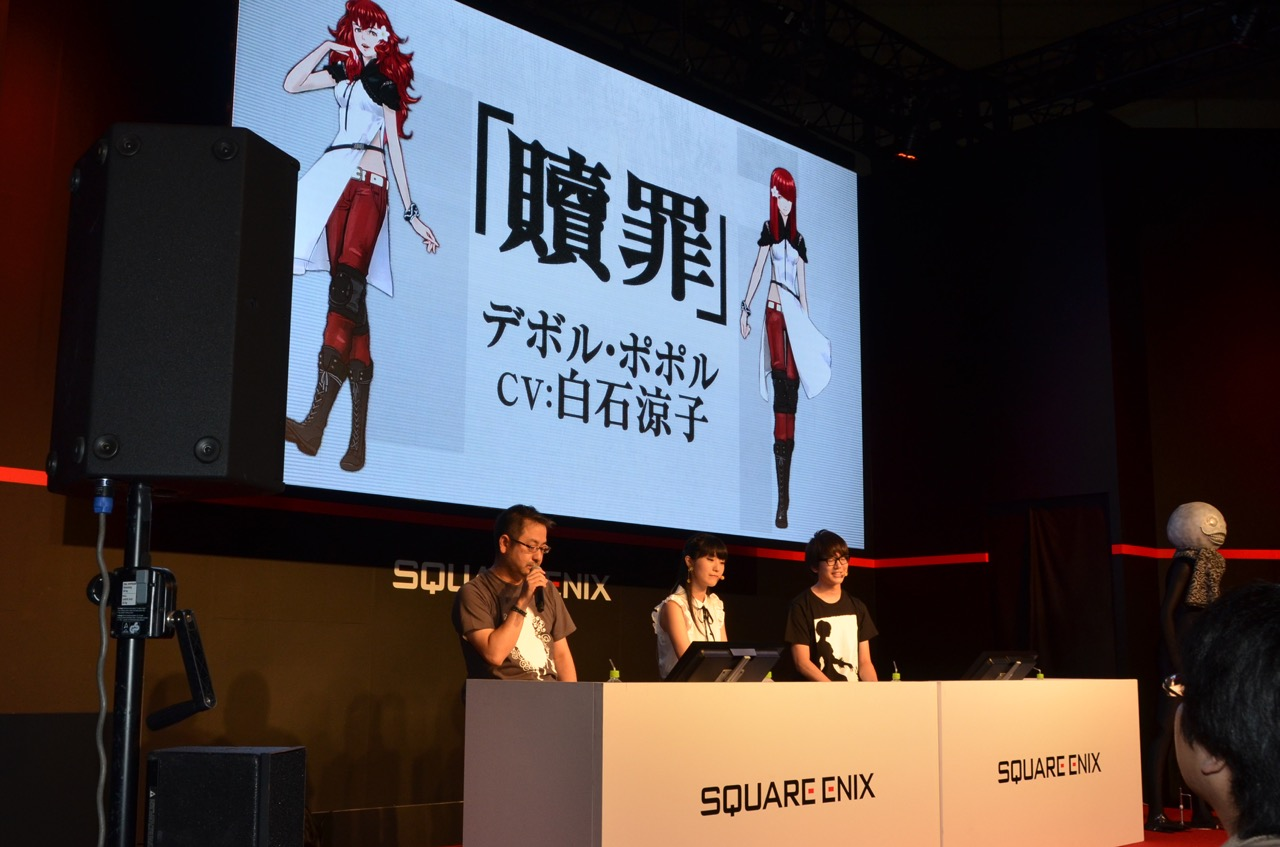 PlatinumGames at Tokyo Game Show 2016 | PlatinumGames Official Blog