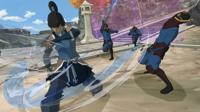 THE LEGEND OF KORRA | PlatinumGames Inc  Official WebSite