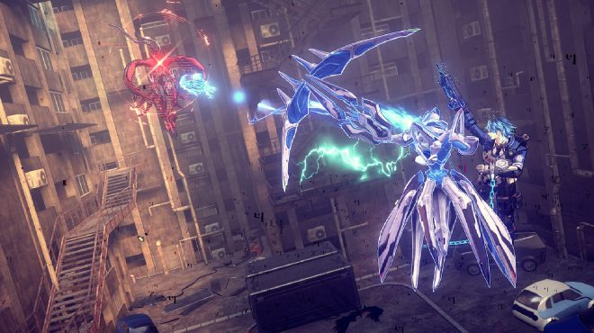ASTRAL CHAIN | PlatinumGames Inc  Official WebSite